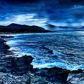 Oahu Coastline by Wayne Wood