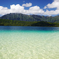 Oahu, Kaneohe Bay by Tomas del Amo - Printscapes