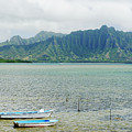 Oahu, Kaneohe Bay by Vince Cavataio - Printscapes