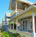 Oak Bluffs Gingerbread Cottages 5 by Mark Sellers