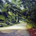 Oak Court, East Marion by Tony Scarmato
