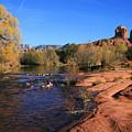 Oak Creek Autumn by Gary Kaylor