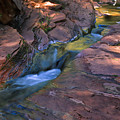 Oak Creek Canyon Splendor by Sandra Bronstein