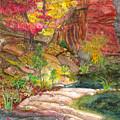 Oak Creek West Fork by Eric Samuelson