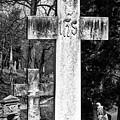 Oak Hill Cemetery Crosses #2 by Stuart Litoff