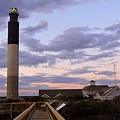 Oak Island Lighthouse by Shelia Kempf