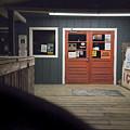 Oak Island Nc Pier by Robert Ponzoni