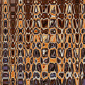 Oak Stump Abstract by Tom Janca