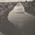 Oakland Canal by Jenny Revitz Soper