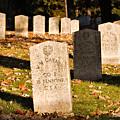 Oakland Cemetery Atlanta by Louise Heusinkveld