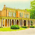 Oaklands Mansion by Chip Payne