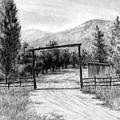 Oakley Ranch Entrance by David King