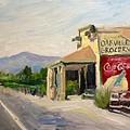 Oakville Crossroads by Wyn Ericson