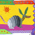 Oaxacan Armadillo by Phil Dynan