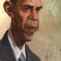 Obama by Court Jones