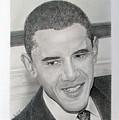 Obama by Felipe Galindo