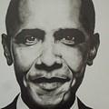 Obama by Jane Nwagbo
