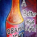 Obama Light by Oscar Galvan