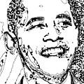 Obama by Rabi Khan