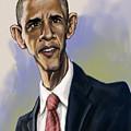 Obama by Tyler Auman