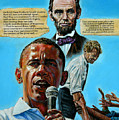 Obamas Heritage by John Lautermilch