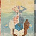 Oberlin Bookstore by Diane Schuler