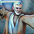 Obi Wan Kenobi by Jared Hobson