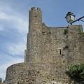 Obidos Castle Portugal by John Shiron