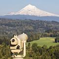 Observe Mt Hood by John McGraw