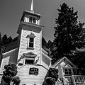 Occidental Church Sonoma County by Blake Webster