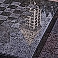 Occidental Park Checkerboard by Tim Allen