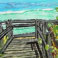 ocean / Beach crossover by W Gilroy