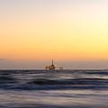 Ocean Blur by Alex Nicolson