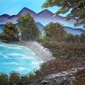 Ocean Breezes by Sheldon Morgan