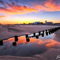 Ocean City Afterglow by John Loreaux