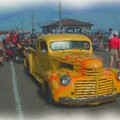 Ocean City Hot Rod by Kevin  Sherf