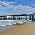 Ocean City Pier by Jeramey Lende