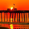 Ocean City Sunrise by Nick Zelinsky