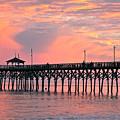 Ocean Crest Pier by John Illingworth