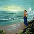 Ocean Fairy by Anne Kushnick