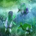 Ocean Fantasy 4 by Carol Cavalaris