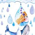 Ocean Girl by Sweeping Girl