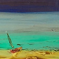 Ocean Glass by Richard Benson