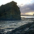 Ocean Headland Panorama by Anthony Robinson