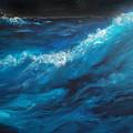 Ocean II by Patricia Motley
