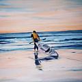 Ocean Kayak by Shari Jones