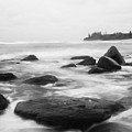 Ocean Landscape by Parker Cunningham