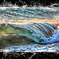 Ocean Motion by Barbara Chichester