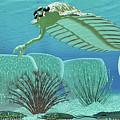 Ocean Opabinia by Corey Ford