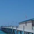 Ocean Pier by Greg Brandt